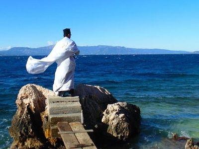 Происхождение чина великого освящения воды на Богоявление