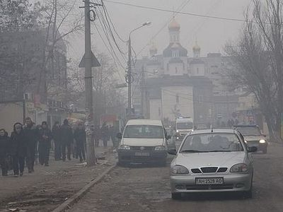 "V. Legoida on the recent events in Kiev: ""The arson of church is a step towards new divisions"""
