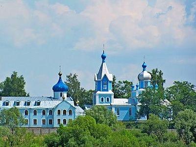 На западе Украины осквернен и ограблен монастырский храм