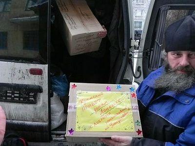 Православные Крыма передадут очередную помощь Донбассу