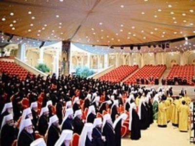 Открылось Архиерейское Совещание Русской Православной Церкви