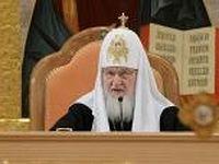 Патриарх Кирилл: Развитие общинной жизни и активное вовлечение в нее верующих — важнейшая задача для Церкви