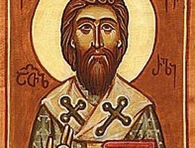 Saint Antimos of Iberia, Metropolitan of Wallachia (†1716)