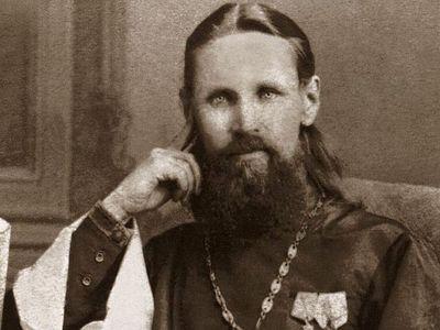 Отец Иоанн Кронштадский