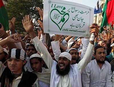 Пакистанские школьники-исламисты напали на своих сверстников-христиан
