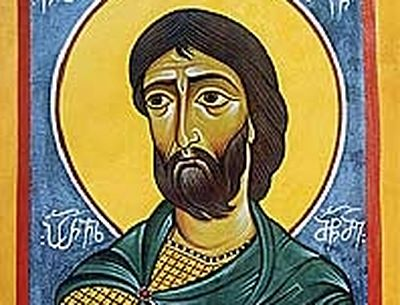 Saint Razhden, Protomartyr of the Georgian Church (†457)