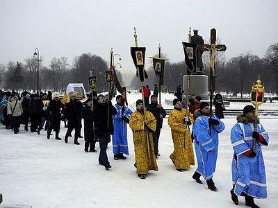 Петербург и Севастополь пройдут крестным ходом за трезвую Русь