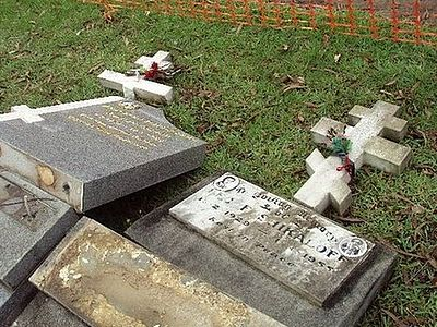 Australia to restore desecrated Russian gravestones at the Rookwood cemetery