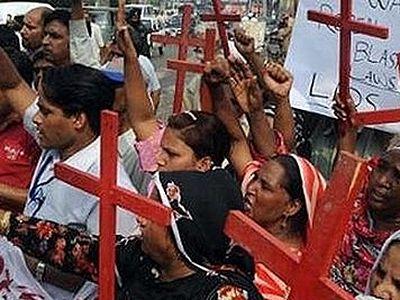 В США опубликован доклад о преследованиях христиан в в декабре