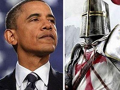 Барак Обама сравнил исламский терроризм и крестовые походы