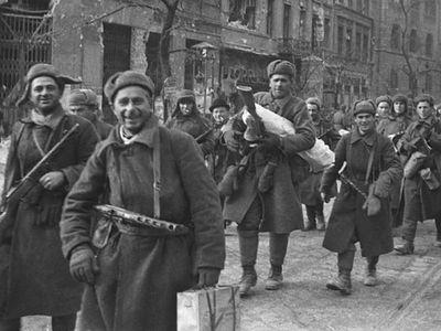 «Битва за Будапешт отличалась особым ожесточением»