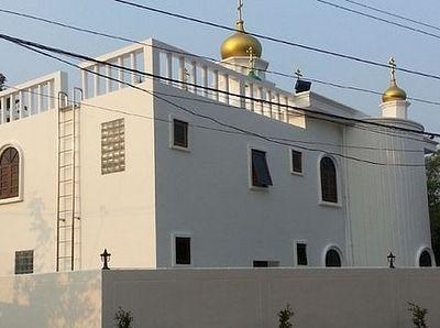 В Таиланде освящен храм в честь прп. Сергия Радонежского