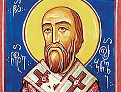Holy Hieromartyr Neopite of Urbnisi (7th century)