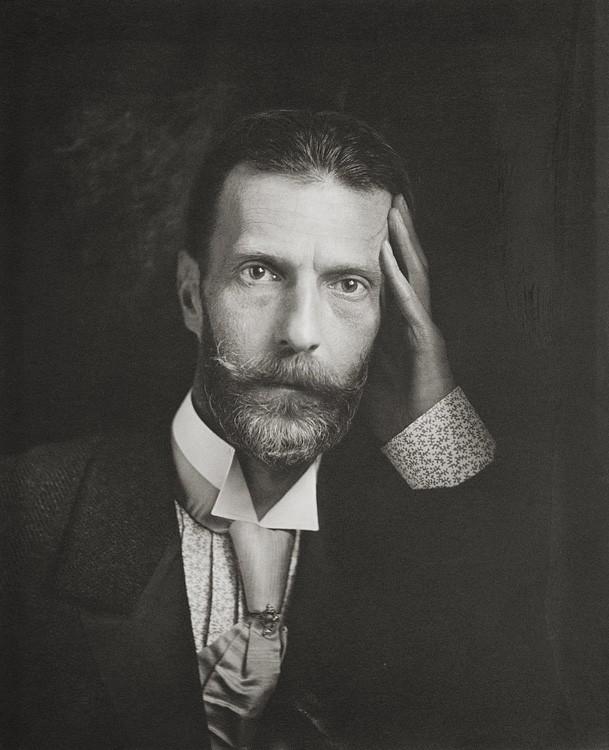 Великий князь Сергий Александрович. 1898 г.