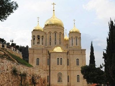 Attempt made to rob Russian convent in Jerusalem