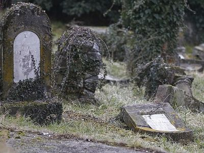 Dozens of Christian tombs damaged in northern France: minister