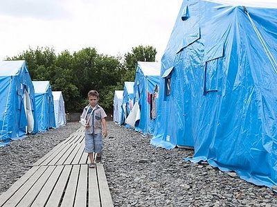 В храмах страны пройдет сбор помощи мирным жителям Украины