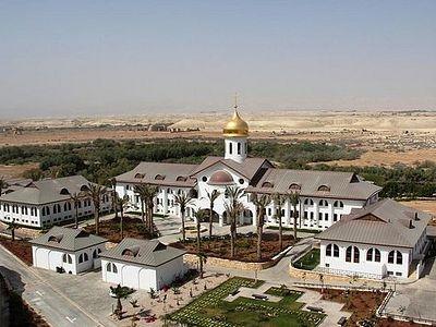 День открытых дверей прошёл в русском Странноприимном доме в Иордании