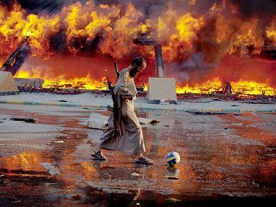 Казнь 21 копта боевиками ИГИЛ: плод «арабской весны» в Ливии