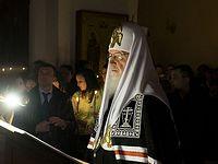 Проповедь после великого повечерия в четверг первой седмицы Великого поста в Покровском Хотькове монастыре