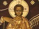 Богослужение в Сретенском монастыре в Неделю Торжества Православия