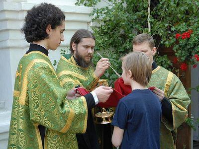О Святой Евхаристии