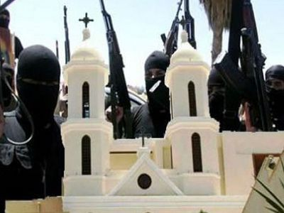 Islamic State: All Churches in Cairo Must Be Destroyed