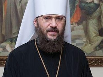 Metropolitan tells Poroshenko that Orthodox churches are being seized illegally