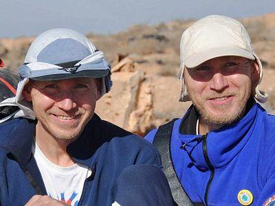 Братья Синельники: исследовать планету вместе с Богом (+ФОТО)