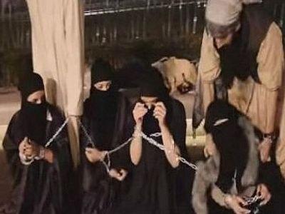 Ирак: добровольцы выкупают христианок и йезидок у «Исламского Государства»