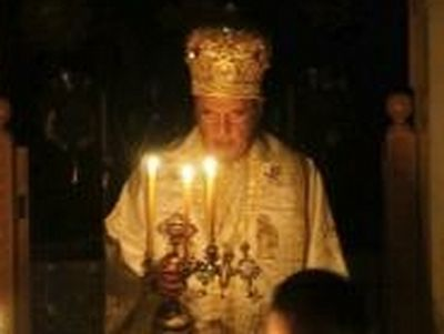 Anniversary of the Repose of Metropolitan Philip