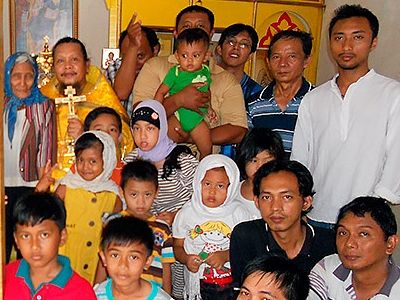 If Jesus is God, Let my daughter be alive! Notes about Indonesian Orthodoxy