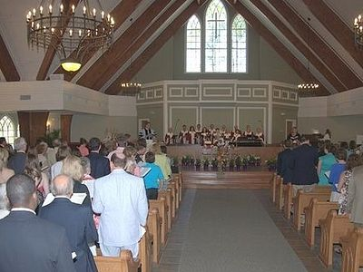 Largest Presbyterian church in US approves same-sex marriage