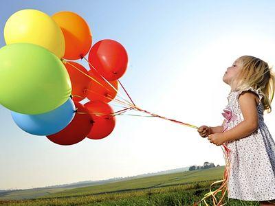 О Боге, маленькой девочке и воздушных шарах