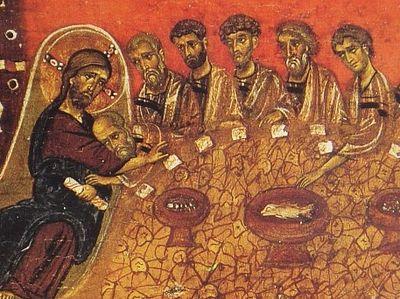 26 лекция. Тайная Вечеря. Суд над Иисусом Христом