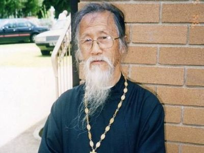 The Last Priest of the Peking Mission. A talk with Archpriest Michael Li