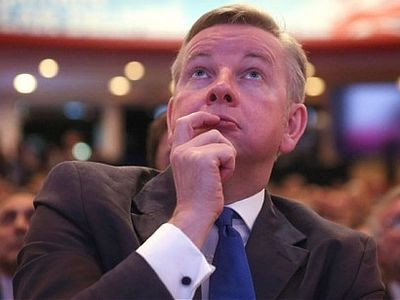 Christianity now written off as fixation with 'sky pixie' – Michael Gove