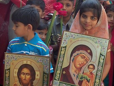 Palm Sunday in Pakistan—Spiritual Preparation for Holy Pascha