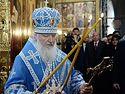 Проповедь в праздник Благовещения Пресвятой Богородицы после Литургии в Благовещенском соборе Московского Кремля