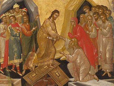 Проповедь на Пасху