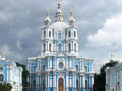 Смольный собор Петербурга переходит к Церкви