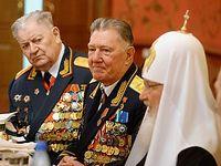 Слово на встрече с ветеранами Великой Отечественной войны