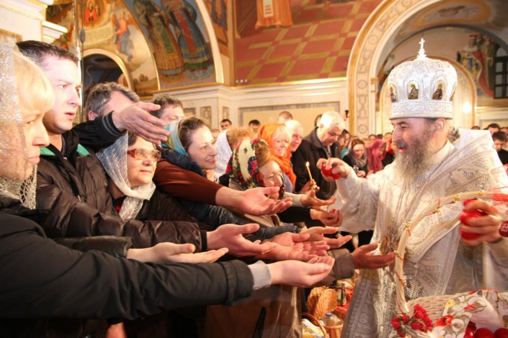 Metropolitan Onuphry of Kiev and all Ukraine