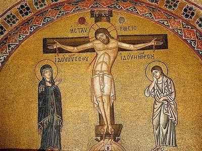 Крестовоскресная Пасха