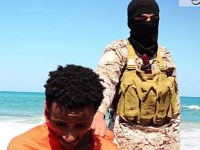 'You Will Not Have Safety Until You Accept Islam': ISIS Kills 30 Ethiopian 'Followers of the Cross'
