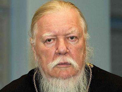 О.Димитрий Смирнов: Видимо, Олесь очень угодил Богу, что Господь сподобил его мученической кончины