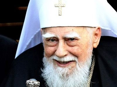 Bulgaria Church reunited after long schism