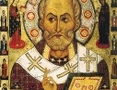 Saint Nicholas: icons and frescoes