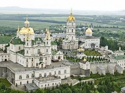 The Pochayiv Lavra in the Ukraine may be transferred to the state