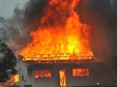 Пожары в Забайкалье: священники отправятся в район, где огнем полностью уничтожено село